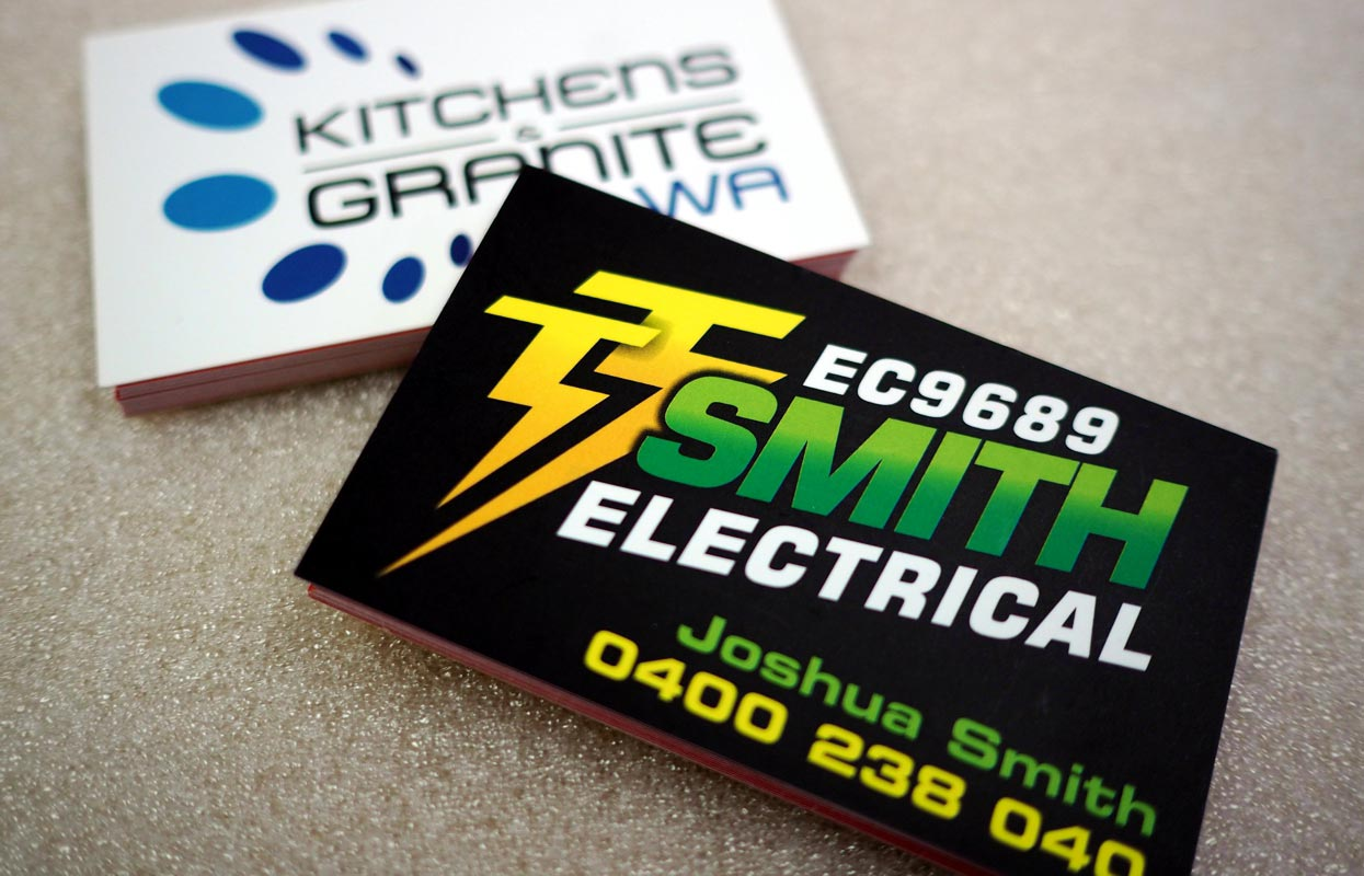 Need business cards? Sign Here Signs can help