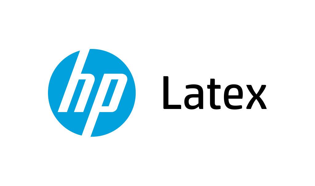 HP latex Logo