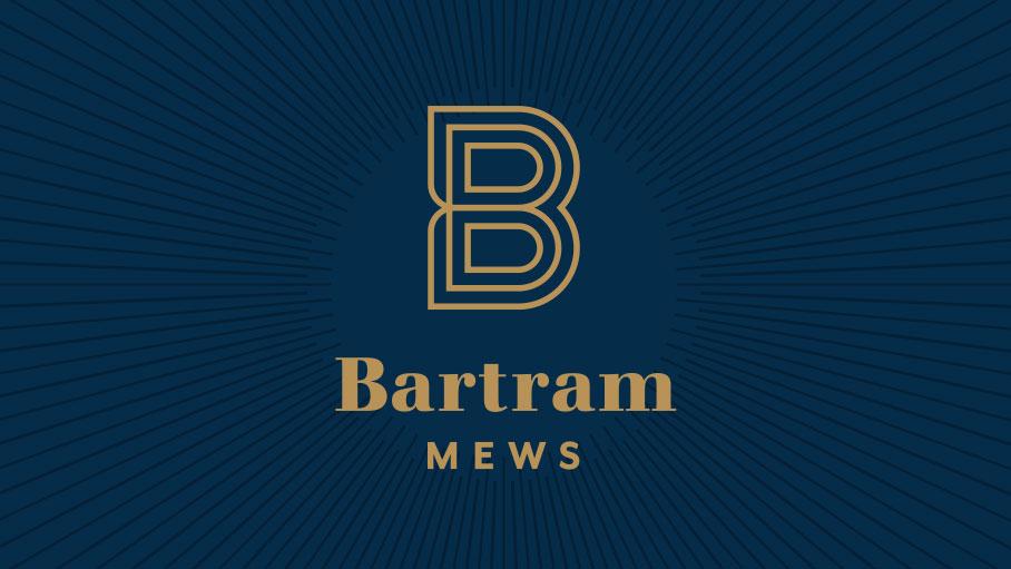 Bartram Mews Logo by Axiom Design Partners