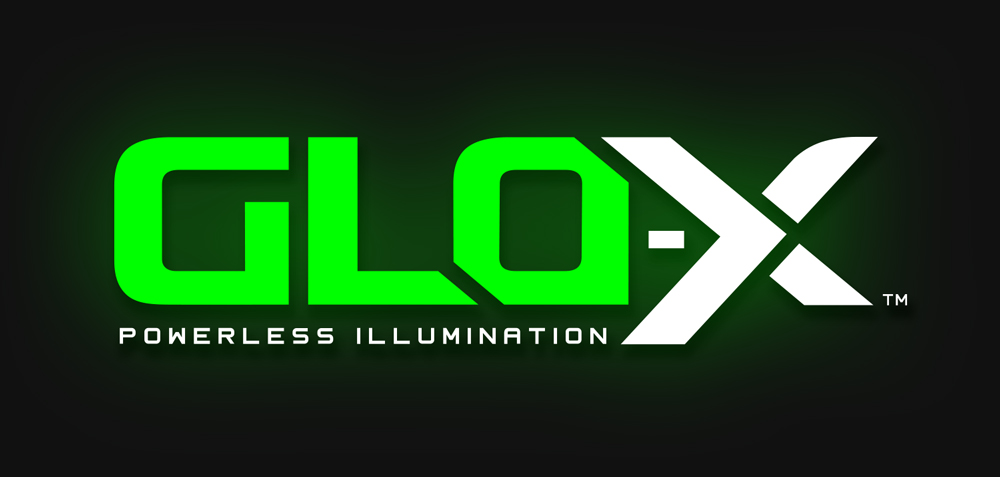 Glo-x powerless illumination
