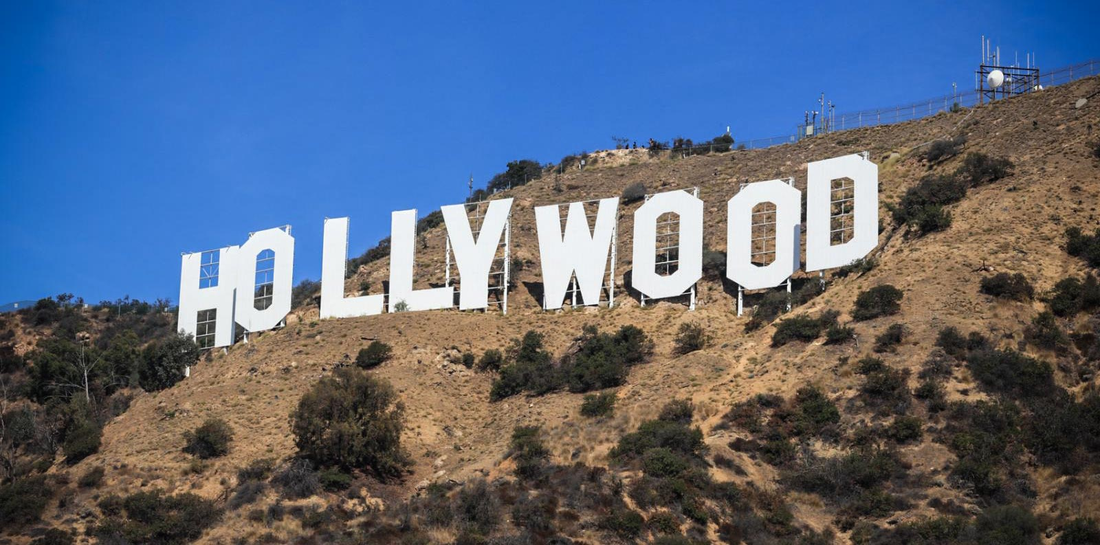 The Hollywood Sign, Los Angeles California